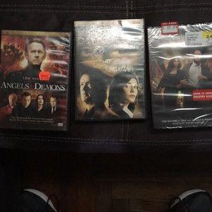 Dan Brown Trilogy